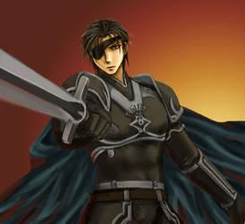 Some swordsman dude