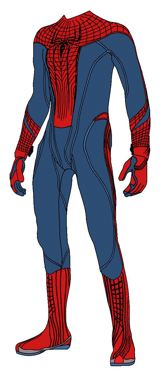 The Amazing Spider-Man by ravierrm on DeviantArt