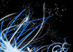 stars myspace background by jazzapower