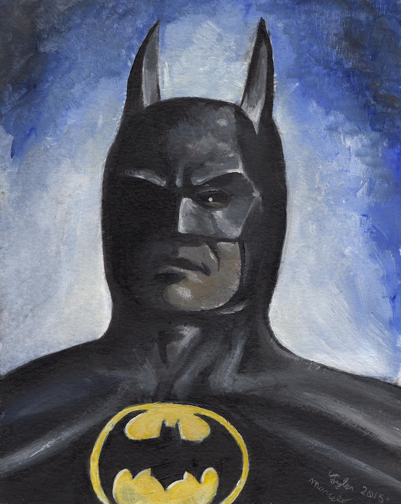 Batman (1989) by KuddlyFatality