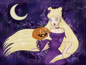 Halloween Sailor Moon
