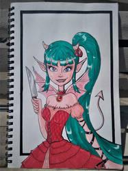 Serafina, Demon Princess