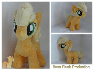 Applejack Filly Plushie