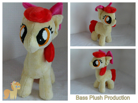 Applebloom Plushie