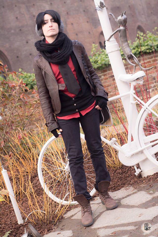 Levi - Harajuku style2 by AerithStrife90