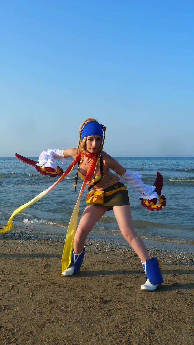 Final Fantasy X-2 - Rikku thief by AerithStrife90