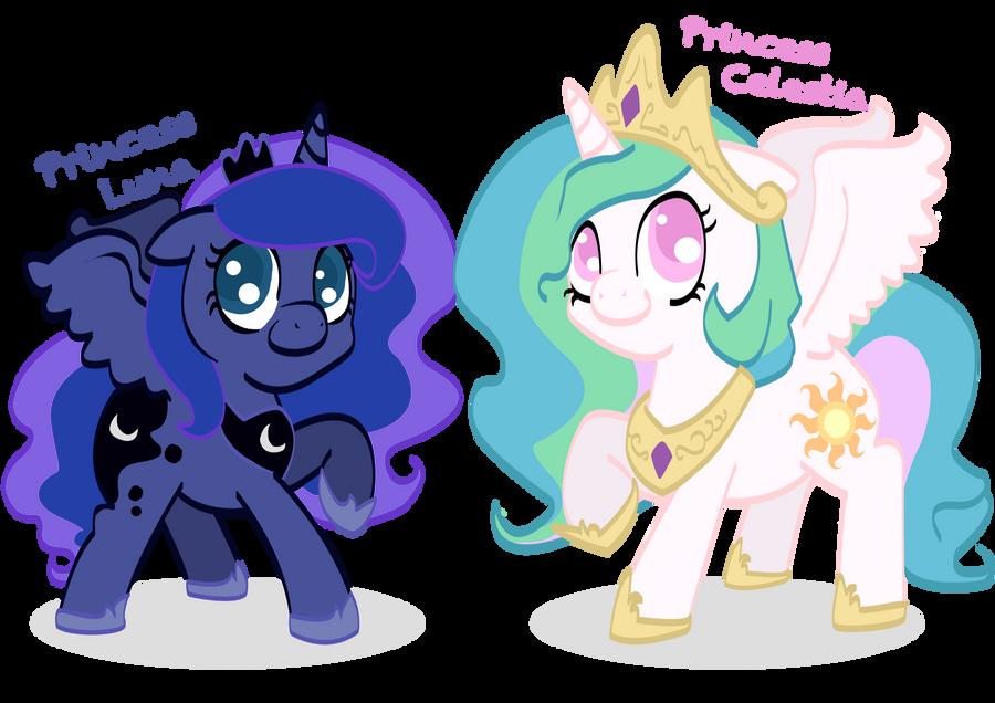 Princesses by Jonah-yeoj
