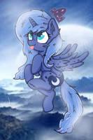 Little Luna :3 by FrostyShield951