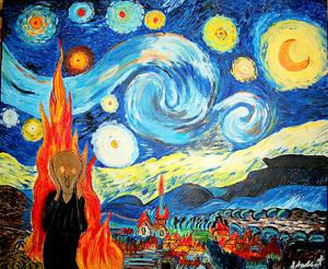 The Starry Scream