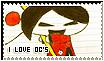 I Love Oc's-Stamp by Marii-Hinamori