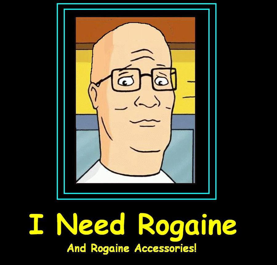 Hank Hill Rogaine Meme by Jeffyraccoon on DeviantArt