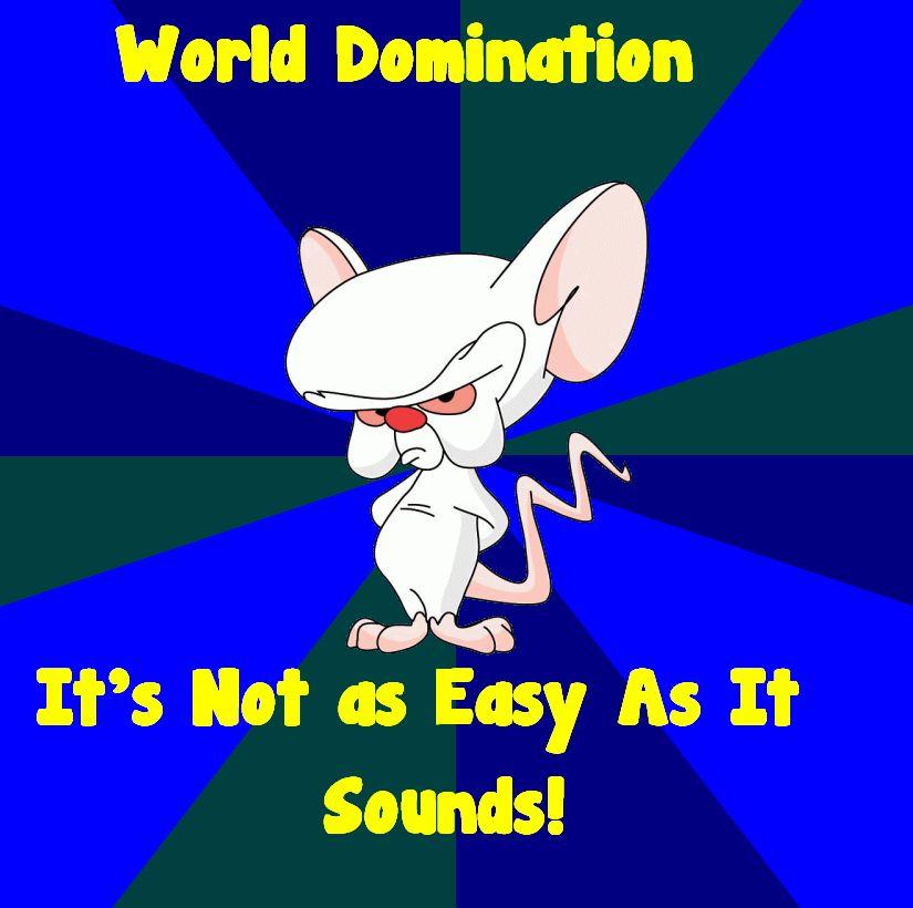 World Domination Password 109