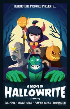Battlerite Halloween Event Submission