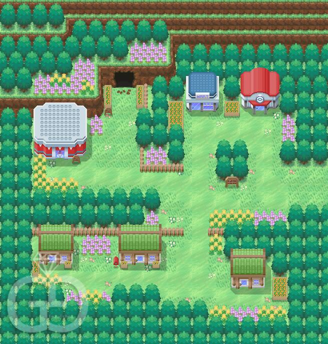 pokemon alpha sapphire how to get to verdanturf town