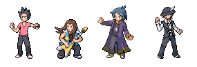 Aristos Elite Four by Heavy-Metal-Lover