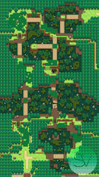 Route 14: Mangrove Swamp by SailorVicious
