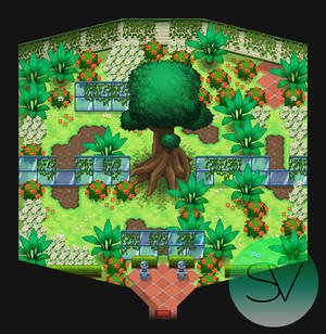 Coroflore City Pokemon Gym