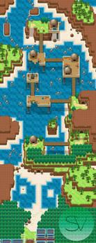 Route 8: Darkrai Village