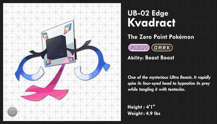 UB-02 Edge - Kvadract by SailorVicious