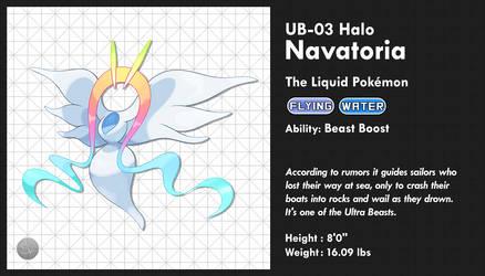 UB-03 Halo - Navatoria