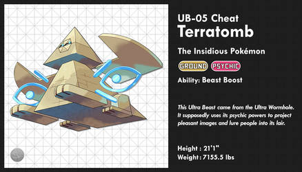 UB-05 Cheat - Terratomb by SailorVicious