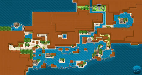 Route 17: Palmtree Shore
