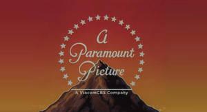 Paramount Cartoons Logo 8 with ViacomCBS Byline