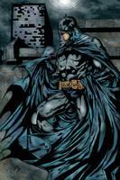 Club Batman Final -First Draft by DaveLungArt