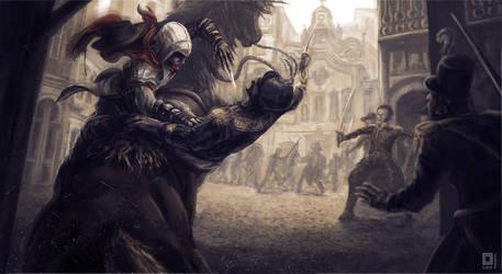 Assassin's Creed Guerra dos Farrapos by ltramaral