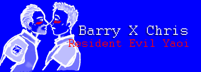 R.E. YAOI - Barry X Chris by ForeverSonu
