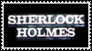 Sherlock Holmes STAMP by ForeverSonu