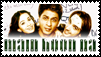 Main Hoon Na STAMP by ForeverSonu