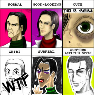 Dr. Chester Style Meme