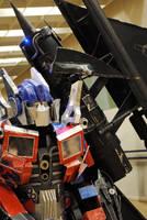 Optimus Prime Movie Cosplay by ForeverSonu