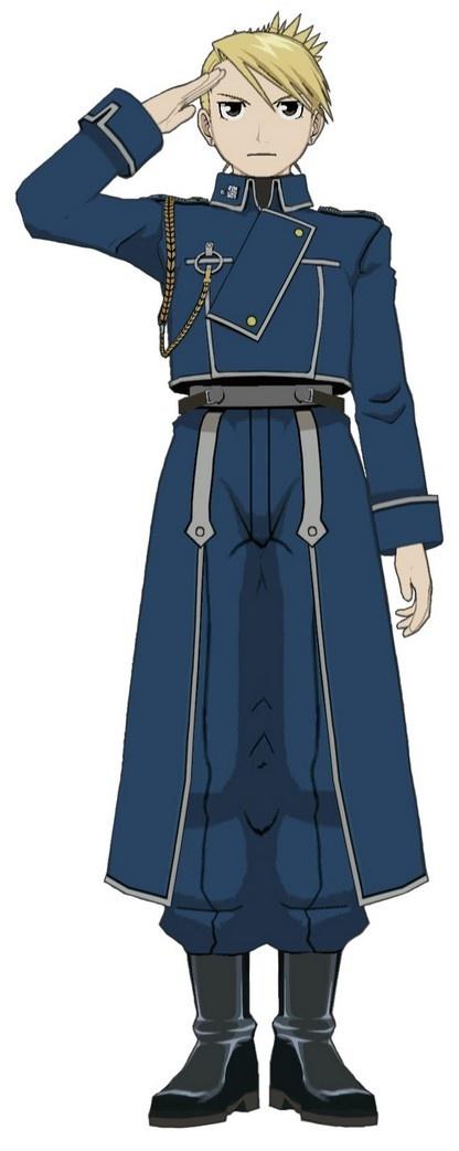 Fma Military Uniform 64
