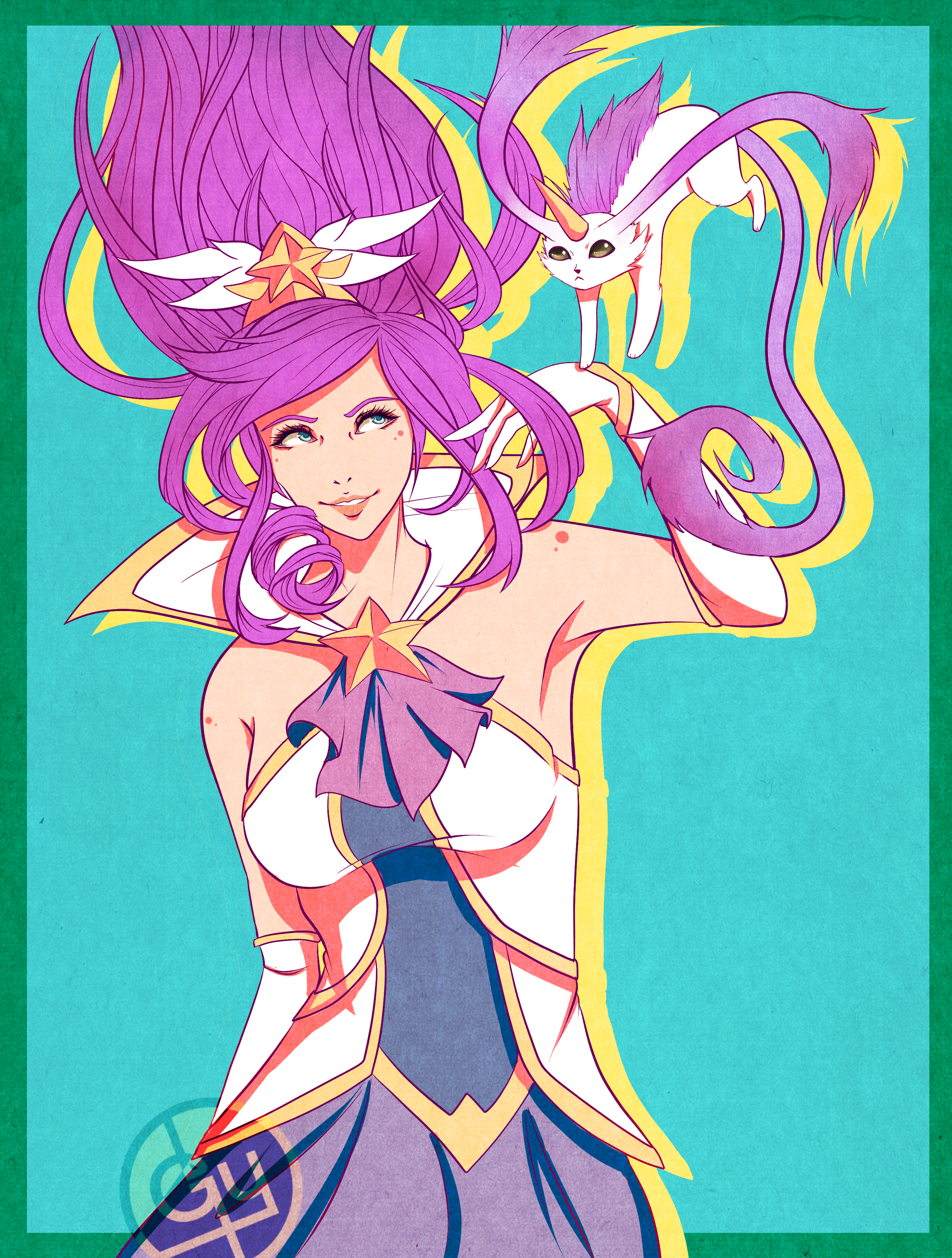 Star Guardian Janna by AlmaGKrueger on DeviantArt