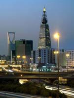 City Of Riyadh    Saudi Arabia by setokaiba89