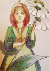 Thumbelina by celleuh