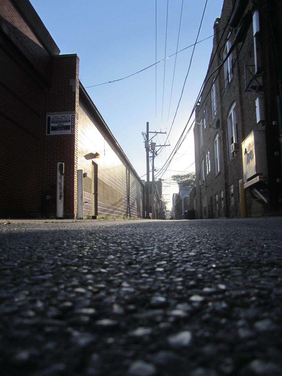 Low Angle Alley by Hopes-Lies-Dreams on DeviantArt