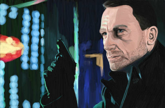 James Bond : Skyfall ~ To my dad
