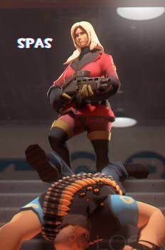 SPAS - The ideal shotgun