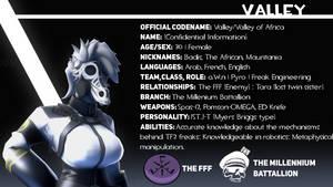 Valley   Fan character