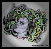 Kimberly's Medusa by KimberlyElizondo