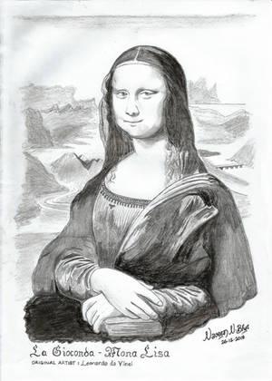 La Gioconda / Mona Lisa
