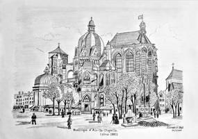 Basilique d'Aix-la-Chapelle