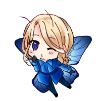 Lovely butterfly by Clauhatena
