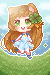 The clover queen by Nakimasen