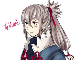 Takumi-kun by Nakimasen