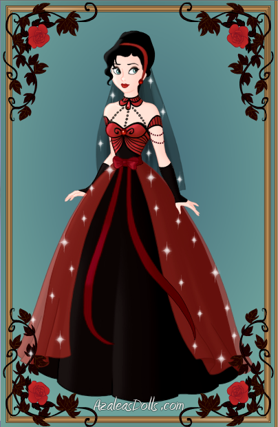 Mavis Wedding Dress By Whitewolfdreamer27