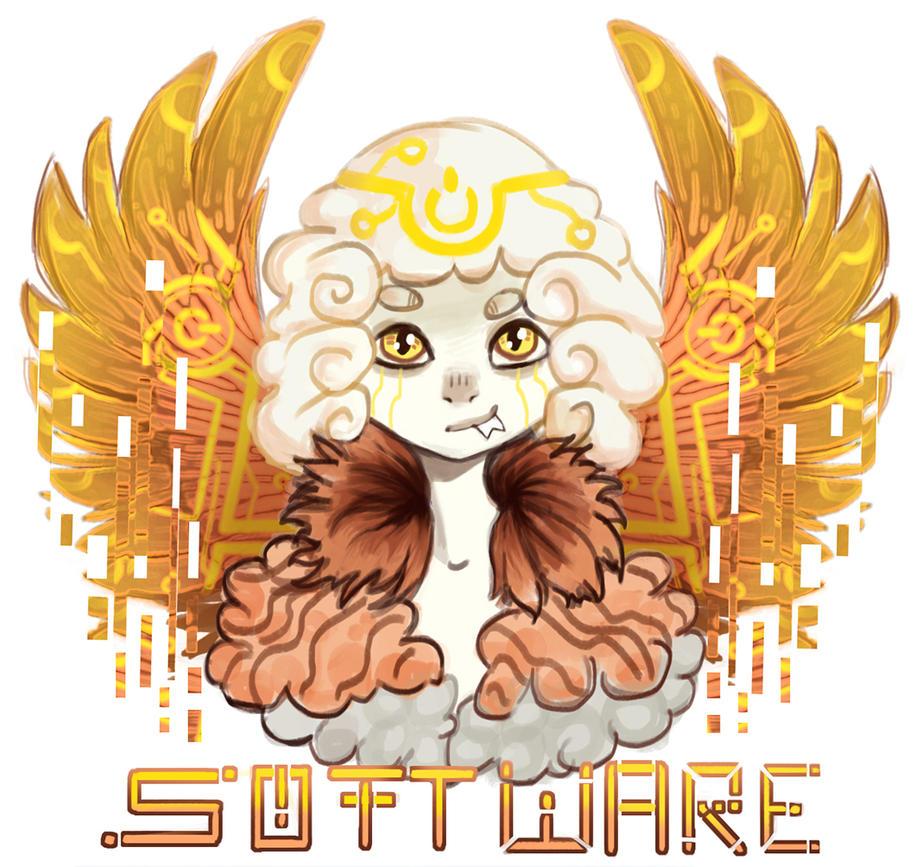 Software : Flight Rising Gijinka by MintySunflowers